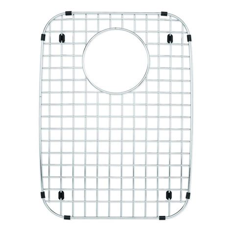 blanco stainless steel sink grid for supreme kitchen sinks