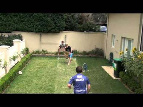 backyard cricket set backyard cricket twenty20 youtube