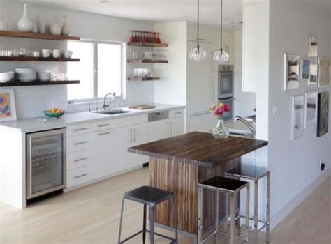 U Shaped Home With Unique Floor Plan by 15 Dise 241 Os De Comedor Y Cocina Juntos Para Espacios Peque 241 Os