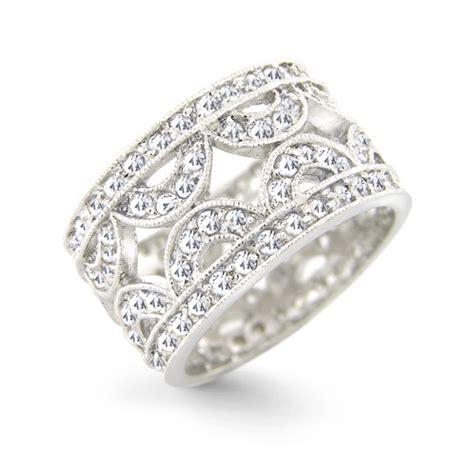 wide band wedding rings wedding rings shiney blessings
