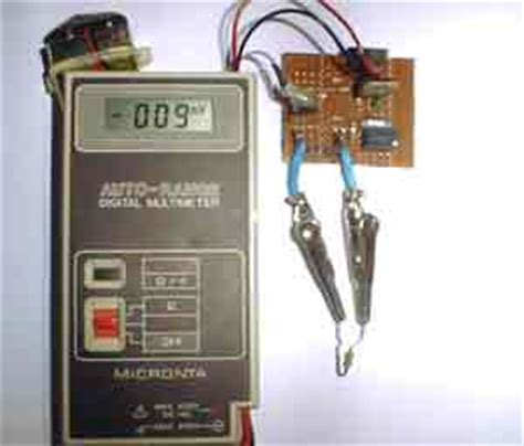 inductance meter nh circuit zone electronic projects electronic schematics diy electronics