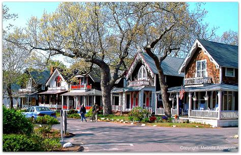 Oak Bluffs Cottages by On Black Colorful Cottages At The Cground Oak Bluffs