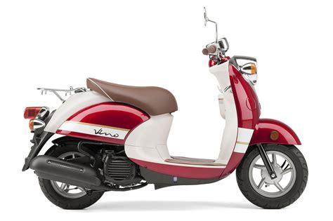 2015 Yamaha Vino Classic Review