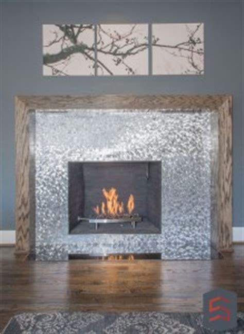 trendy no mantle fireplaces bring hearth heat and