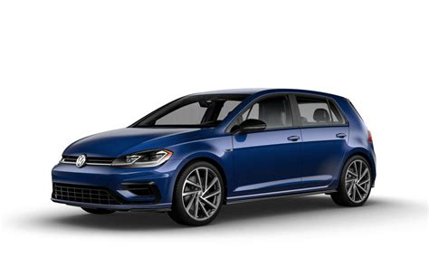 Vw Golf 2019 by The 2019 Volkswagen Golf R Comes In 40 Colors Motor