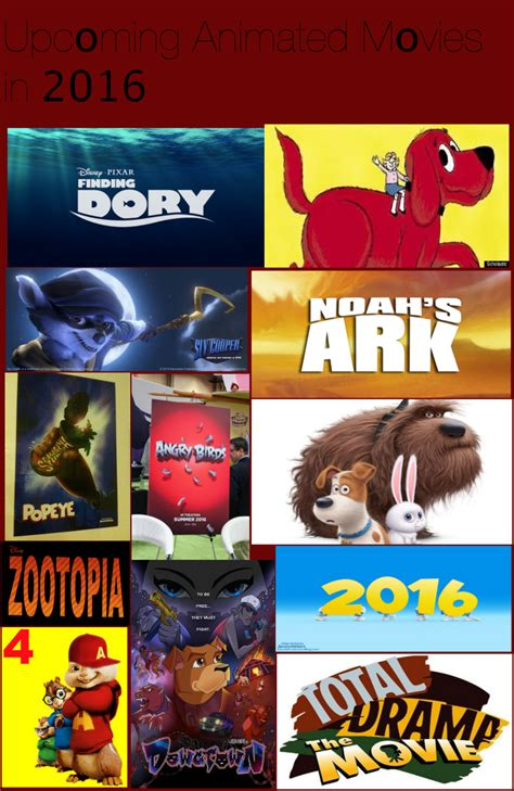 film cartoon 2016 upcoming animated movies in 2016 by dmonahan9 on deviantart
