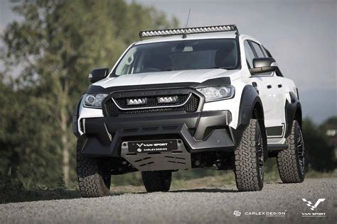 2016 Ford Ranger Gets Meaner Thanks to M-Sport - autoevolution F 150