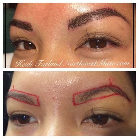 Tattoo Eyeliner Vancouver | 511 best brow shapes images on pinterest diff rent