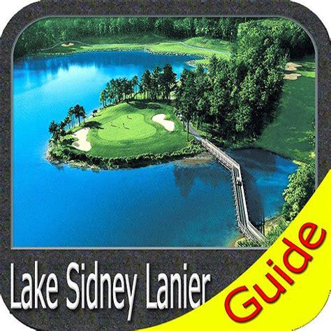 gps map appstore for android lake lanier gps map navigator appstore for