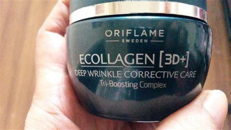 Collagen Oriflame oriflame ecollagen 3d whitening anti wrinkle makeup era