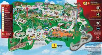 Six Flags Great America Map by Six Flags Magic Mountain Update April 8th 2017