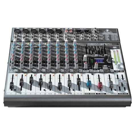 Mixer Behringer Xenyx 1222fx behringer xenyx 1222fx analogue mixer