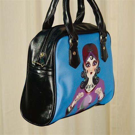 Frances Fortune Teller Bag by Fortune Teller Handbag Cats Like Us
