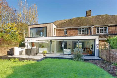 Modern Kitchen Remodel - english farm cottage gets inspiring modern addition freshome com