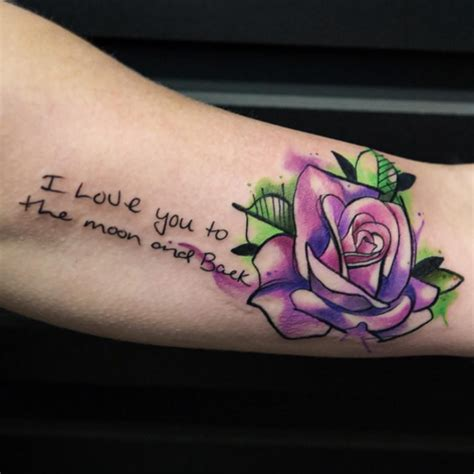 70 gorgeous rose tattoos that put all others to shame