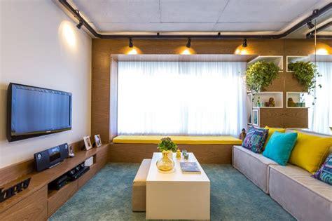 decorar sala de television decorar sala para aproveitar seu espa 231 o melhor