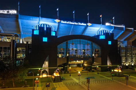 bank of america stadium carolina panthers bank of america stadium