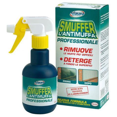 prodotti antimuffa per armadi smuffer antimuffa rimuovi muffa spray ml 250 quot ariasana