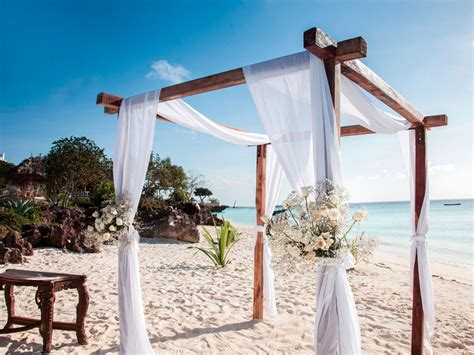 Wedding Ceremony In Zanzibar by Weddings In Zanzibar Zanzibar Co Za Specialises In