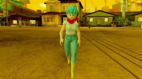 download game mod dragon ball online java gta san andreas dragon ball xenoverse 2 bulma dbs v2 mod