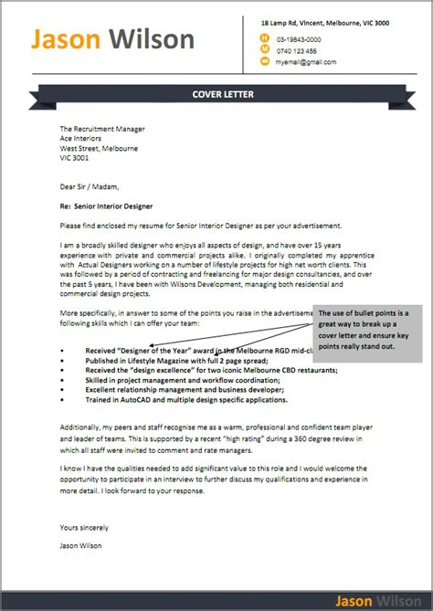 Resume And Cover Letter Australia Letter Template Australia Formal Letter Template