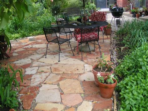flat patio stones flat stones for patio icamblog