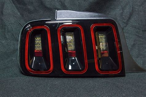 mustang tail lights 2005 tech review american muscle s raxiom gen 5 lights for 05