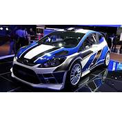 Ford Fiesta RS WRC 2010 The Blue Ovals New World Rally