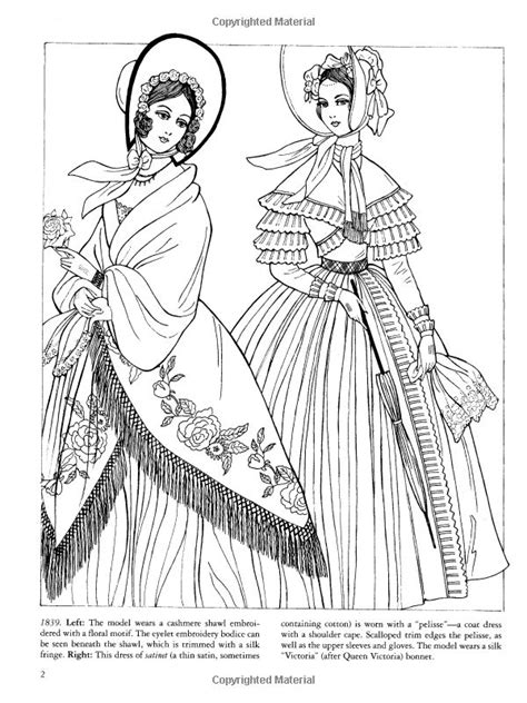 fashion coloring book godey s fashions coloring book dover fashion coloring