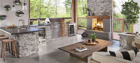outdoor kitchen with fireplace outdoor kitchen and fireplace designs home design