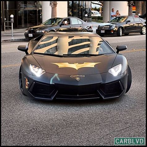 Batman Lamborghini The Awesome Lamborghini Bataventador Sport Cars