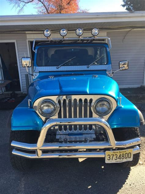 jeep offroad parts new parts 1983 jeep cj offroad for sale