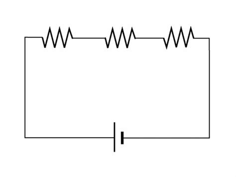 resistors mcat the wikipremed mcat course image archive circuit consisting of a voltage source and three