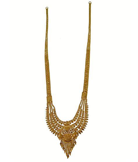 kothari jewelry 22kt gold rani necklace buy kothari