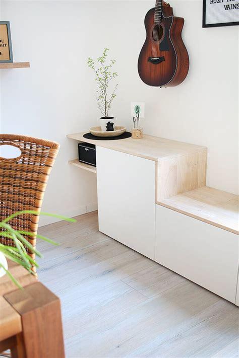 do it yourself aus besta und holz wird ein sideboard mit - Besta Holz