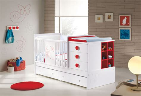 practical furniture for baby nursery and kids room by