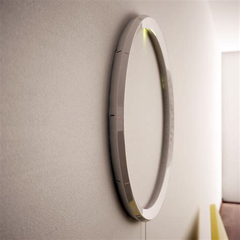 futuristic clock simplistic and modern product design circuit wall clock