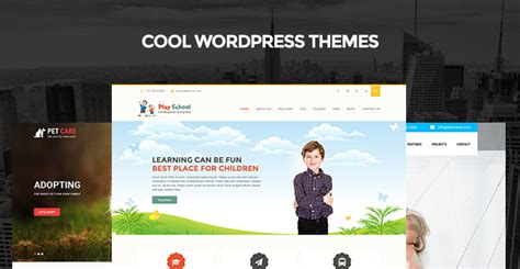 cool wordpress themes for making cool websites skt themes
