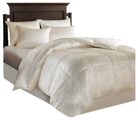 oversized queen comforter downright eliasa 920 canadian comforter with silk cover