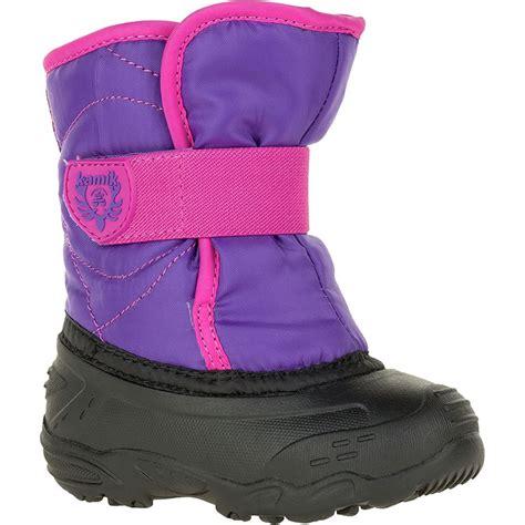 kamik toddler boots kamik snowbug 3 boot toddler backcountry