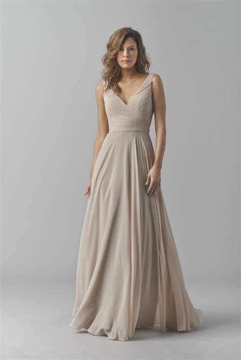 Anilla Dress size 14 vanilla watters 8542i v neck chiffon