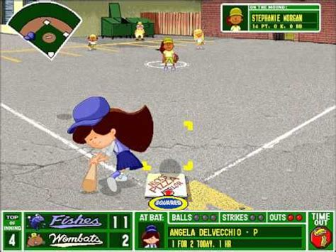 how to play backyard baseball on mac backyard baseball 2005 for mac