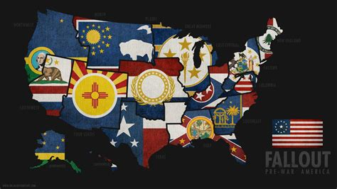 fallout usa map fallout map of pre war america by okiir on deviantart
