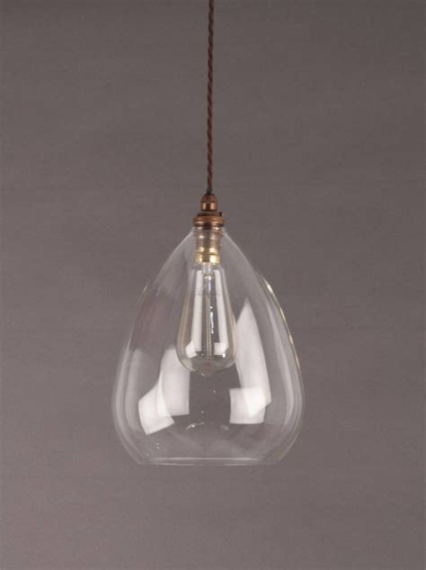 3 light glass pendant 15 inspirations of clear glass pendant lights
