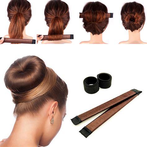Hair Accessories Bun Maker by Fashion Diy Magic Hair Bun Maker High Quality Hair