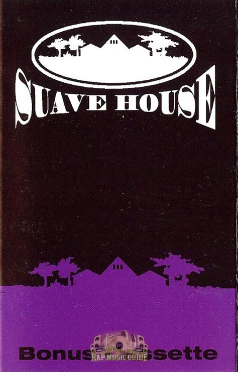 suave house suave house bonus cassette cassette tape rap music guide