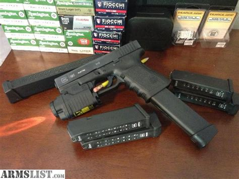 best laser light combo for glock 19 armslist for trade glock19c laser light combo ammo hi