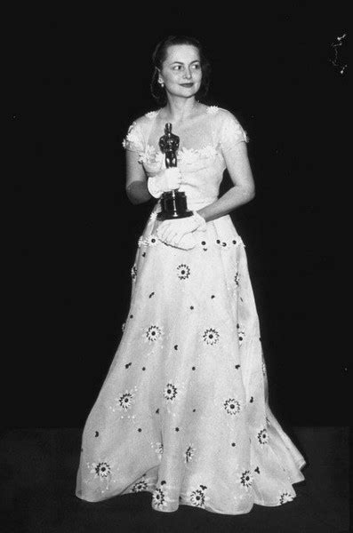 1950 - Iconic Oscar Dresses From the Year You Were Born