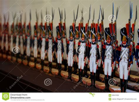 How To Make Paper Soldiers - paper soldiers stock photo image of team unit battle