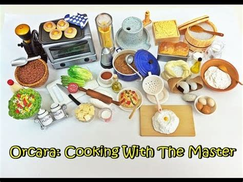 orcara miniature 1 cooking with the master